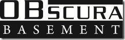 Obscura Basement Logo