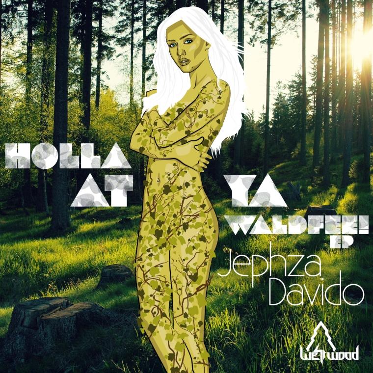 Jephza & Davido - Holly At Ya Waldfee Cover