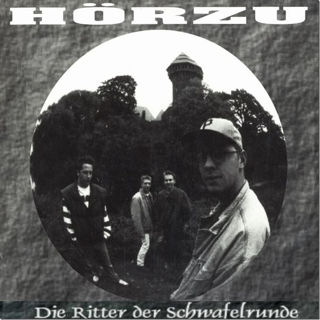 Hörzu - Ritter der Schwafelrunde (Vinyl)