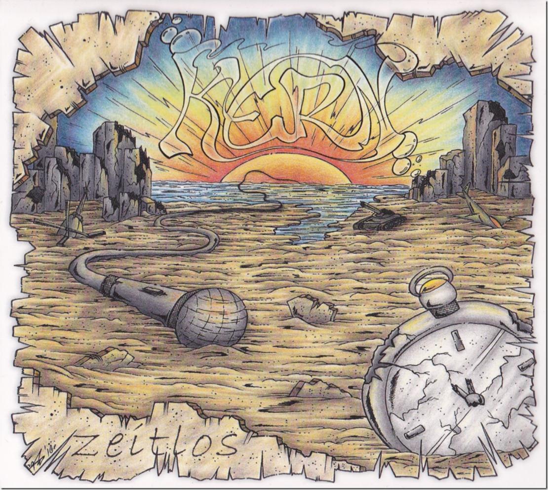Kern-Zeitlos-Cover