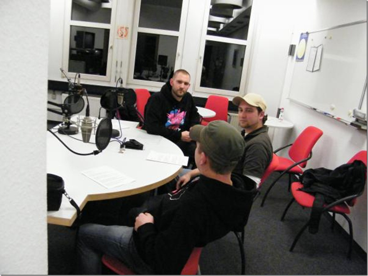 SirPreiss @ IMC Radio Mixshow 01/2012