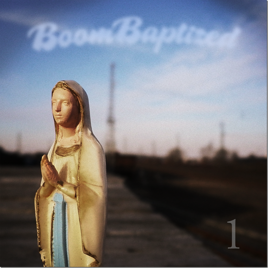 LST da phunky child - Boombaptized Volume 1 (Cover)