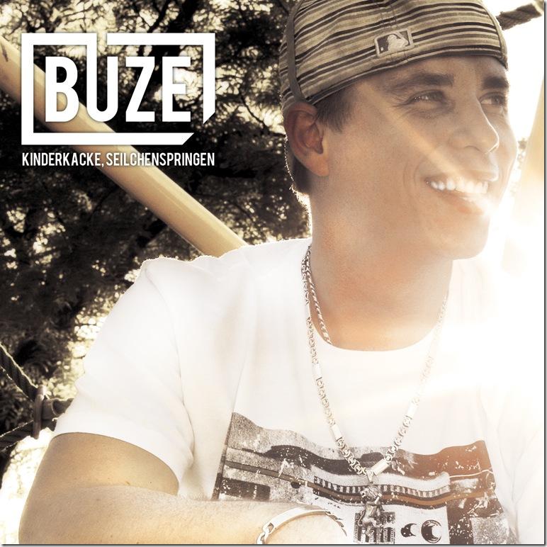 Buze - Kinderkacke, Seilchenspringen (Frontcover)