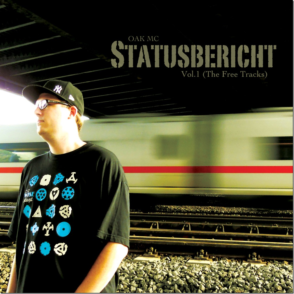 Oak MC - Statusbericht Vol.1 (Cover)