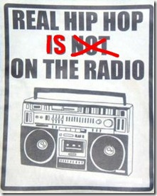 Real Hip IS on the radio!