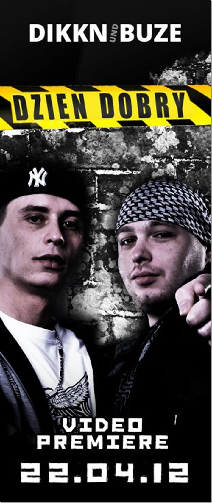 Dikkn-Buze-SirPreiss-Dzien-Dobry-Musikvideo