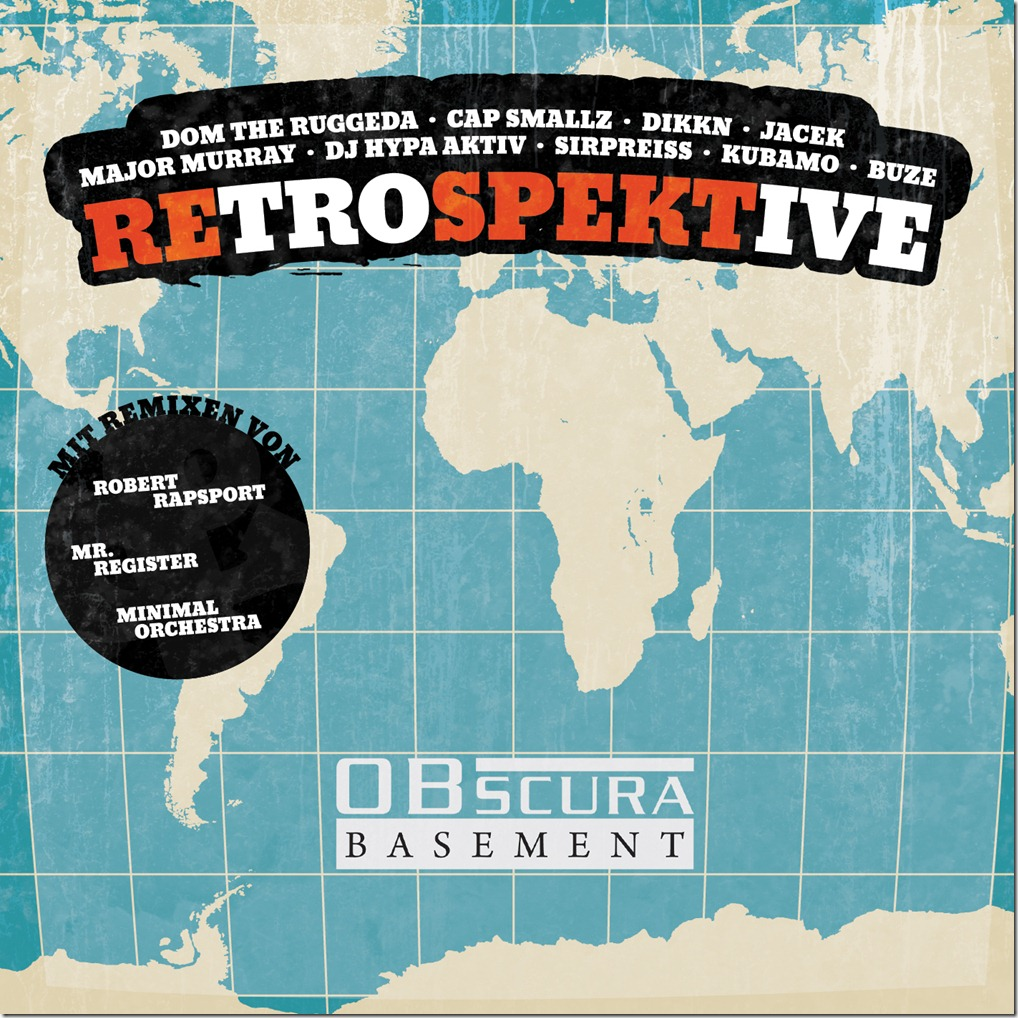 Obscura Basement - Retrospektive (Frontcover)