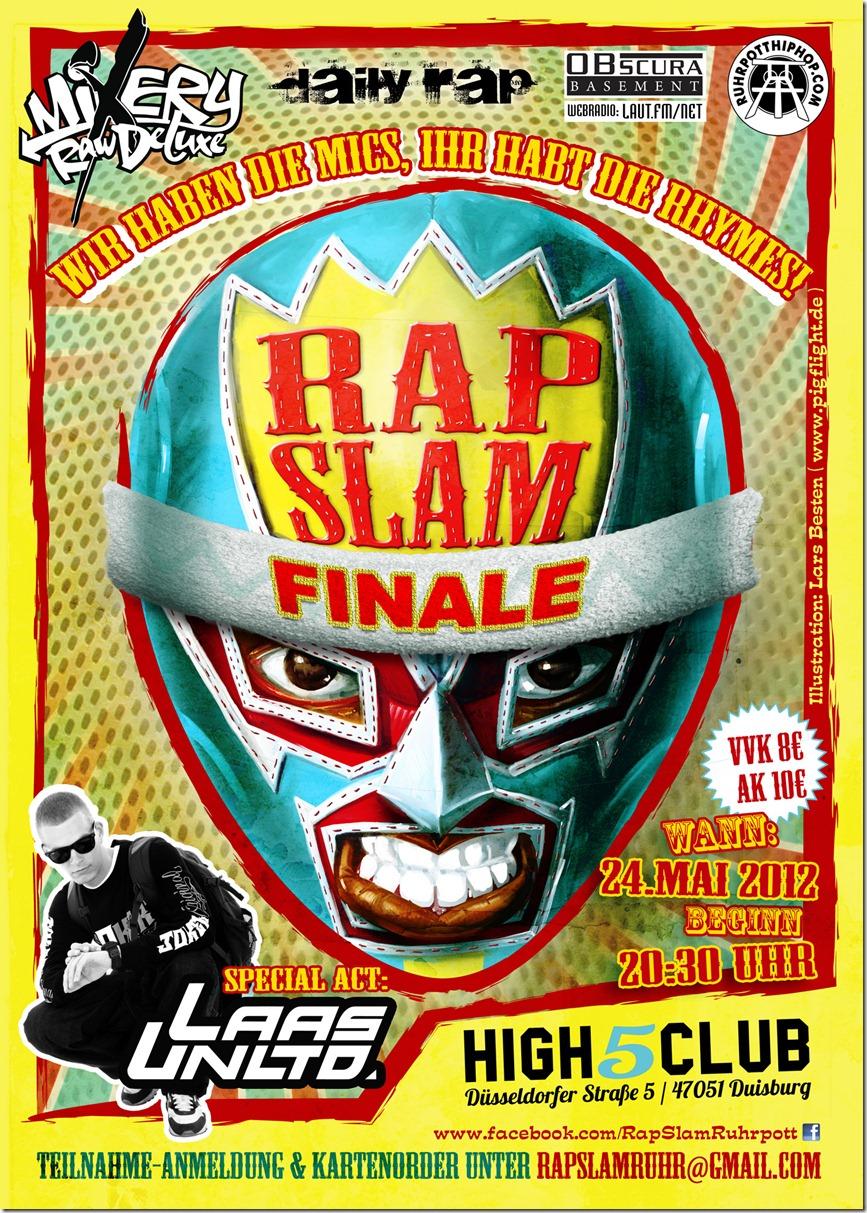 Rap-Slam-Duisburg-Donato-SirPreiss-Flyer-Mixery