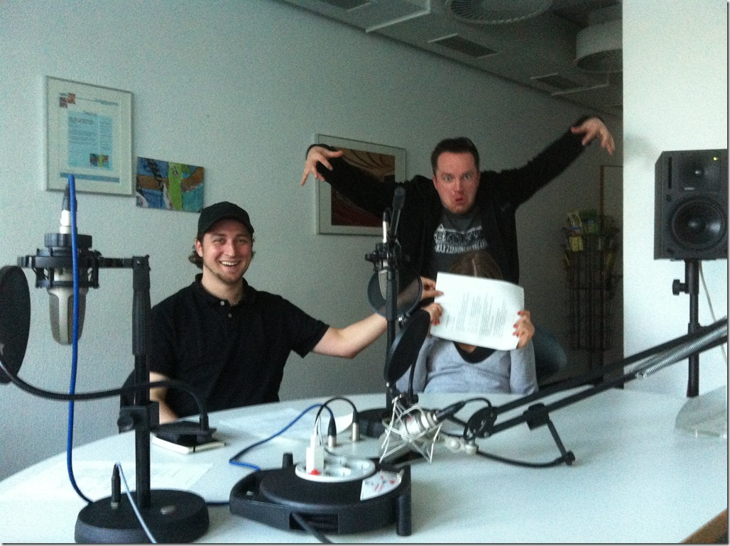 SirPreiss, Chewie, Kamitkatze @ IMC Mixshow 05-2012