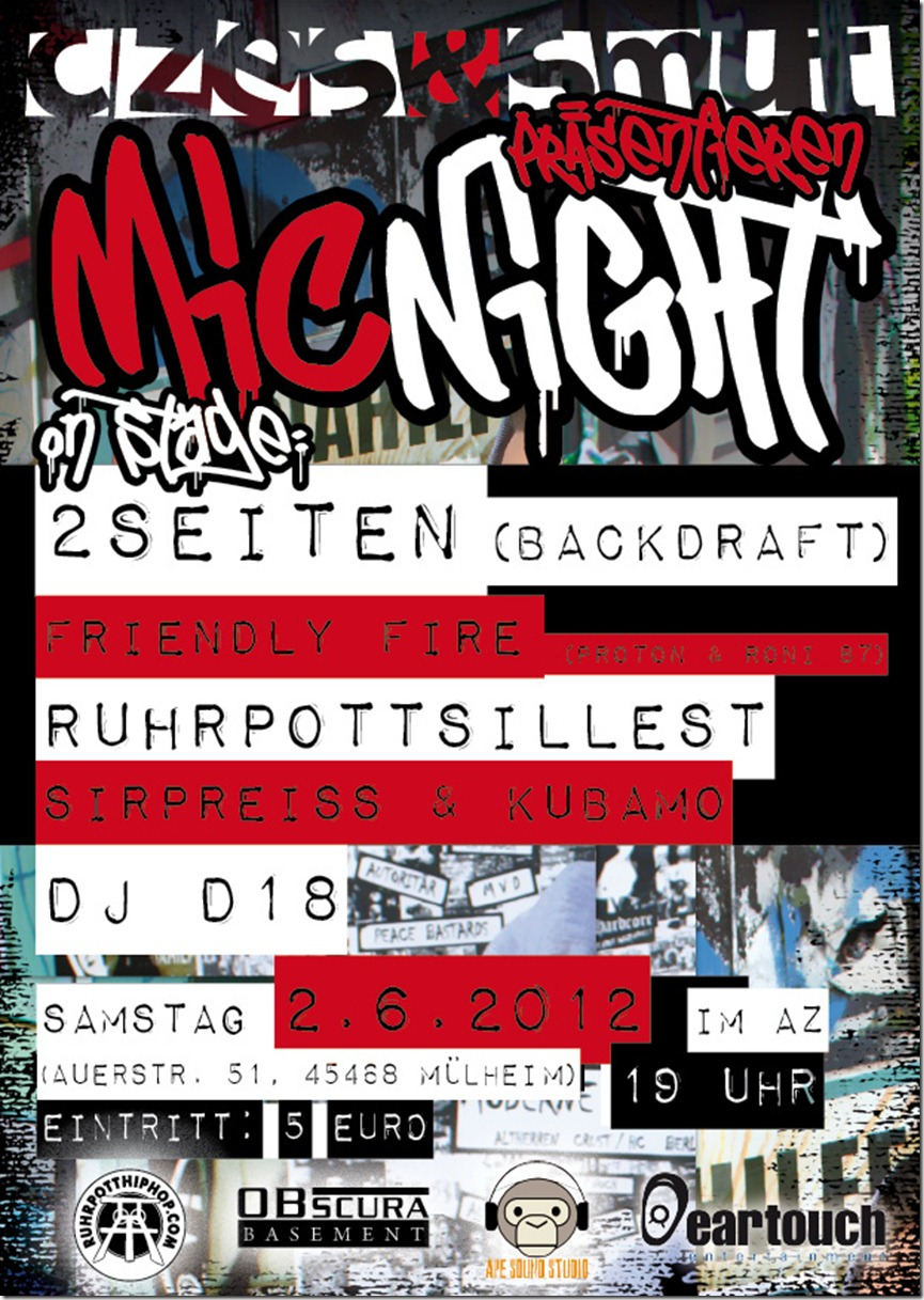 SirPreiss-Kubamo-Mic-Night-Mülheim