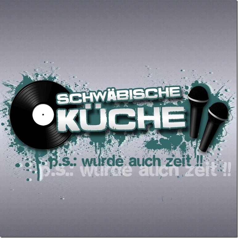 Schwäbische Küche - PS Wurde auch Zeit (Front Cover)