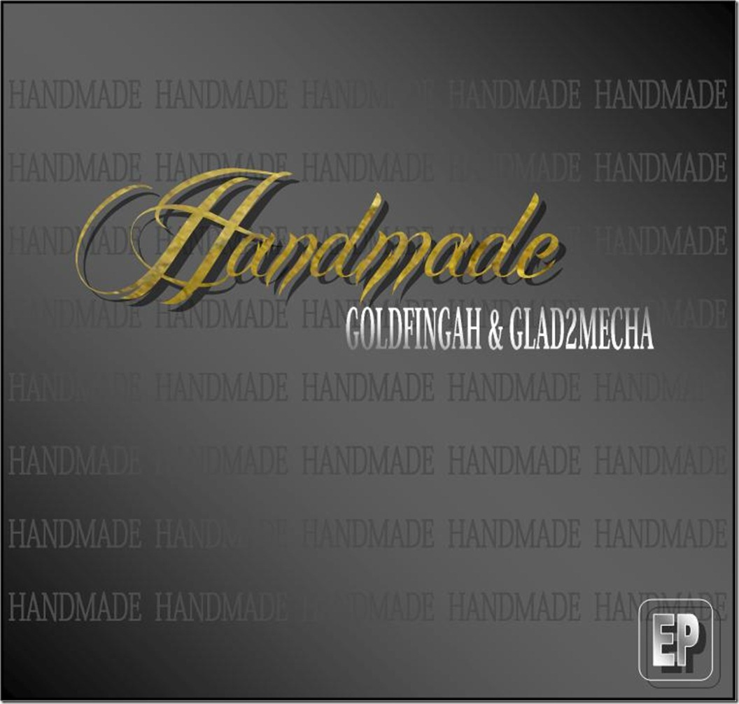 Goldfingah-Glas2Mecha-Handmade-EP-Cover