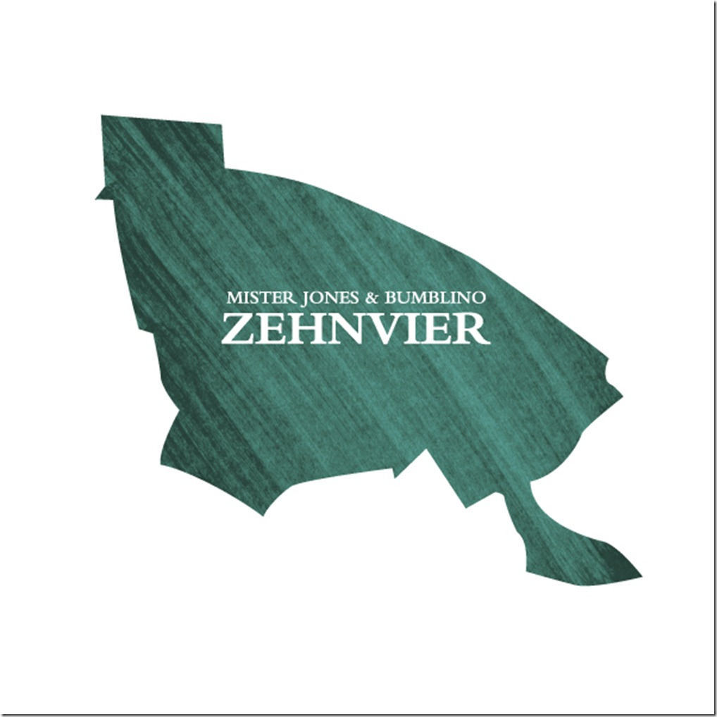 Mister Jones & Bumblino - Zehnvier (Cover)