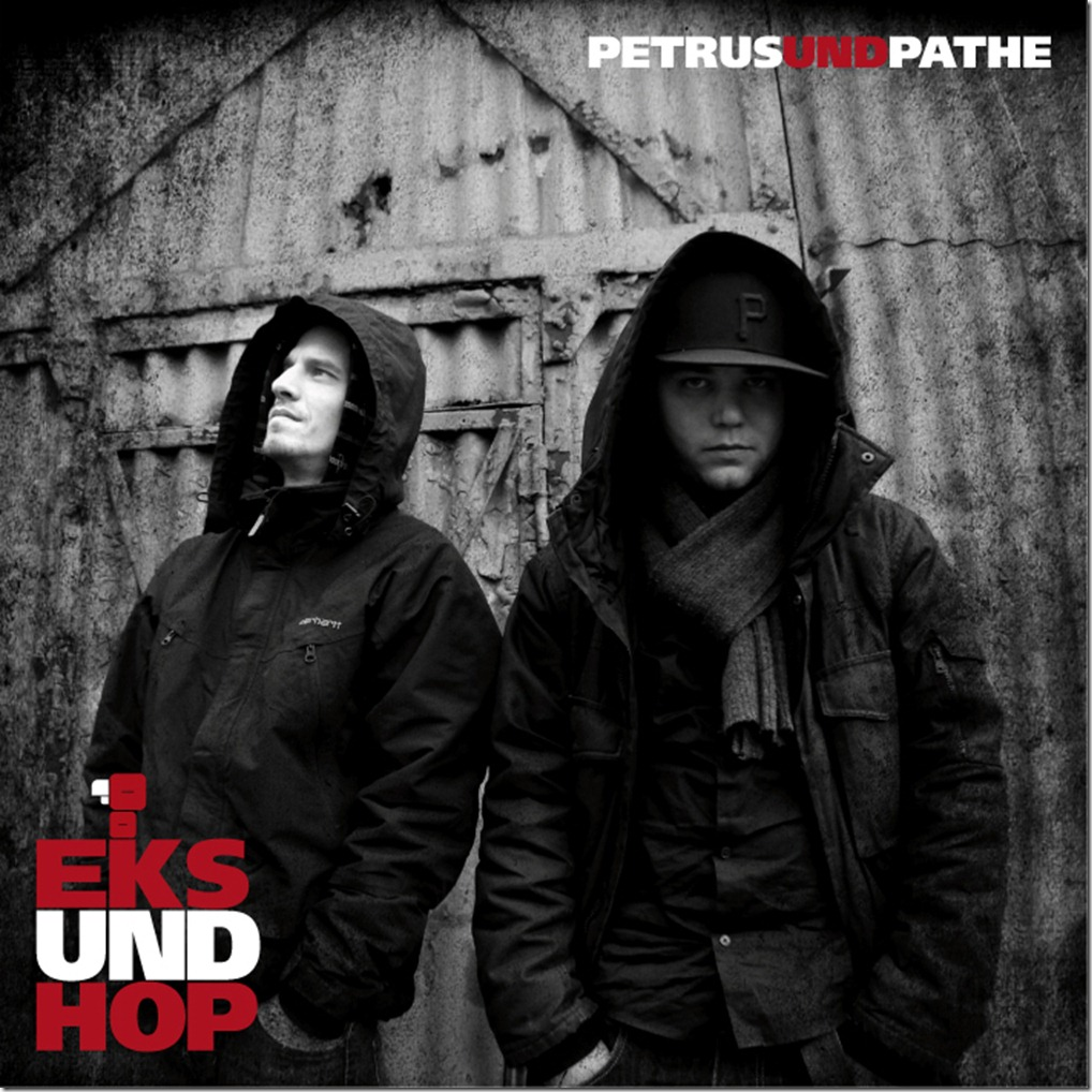 Eks-und-Hop-Petrus-und-Pathe-Frontcover