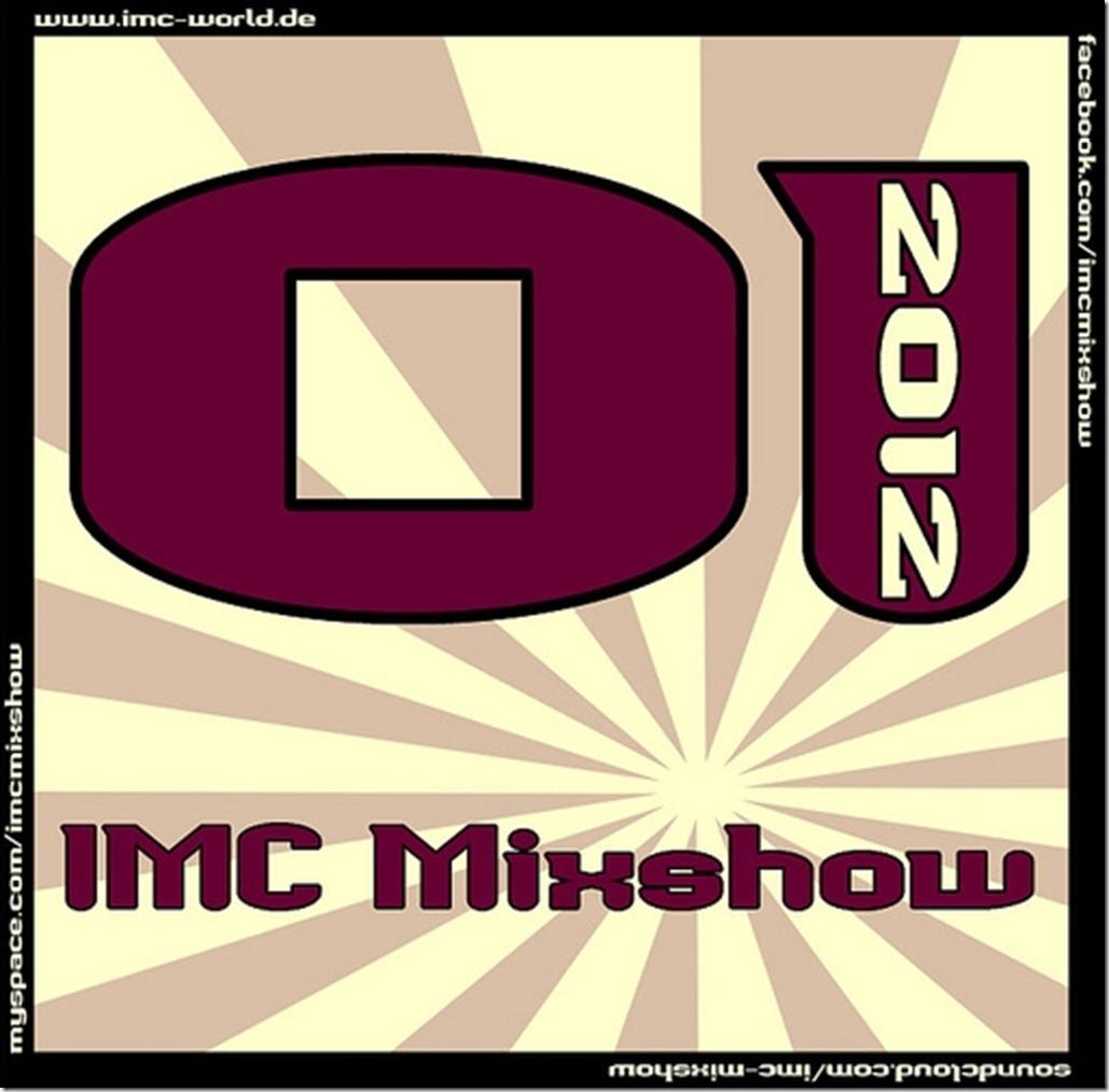 IMC Radio Mixshow 01-2012 mit SirPreiss COVER