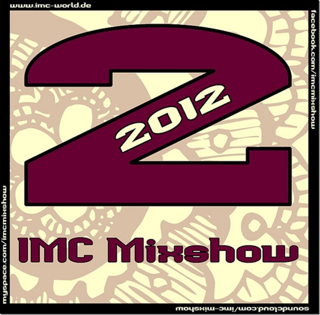 IMC Radio Mixshow 02-2012 mit Backdraft (2Seiten) COVER