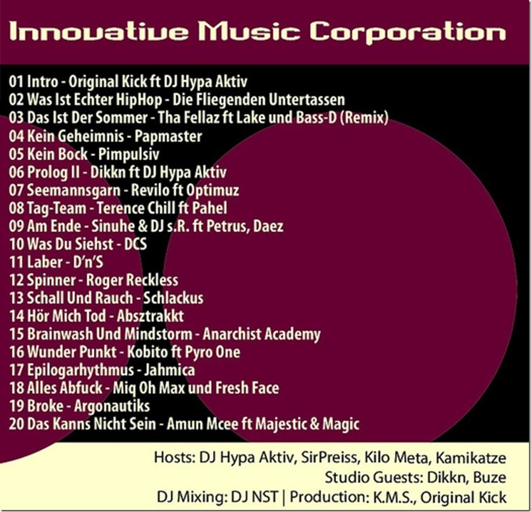 IMC-Radio-Mixshow-11-2011-Dikkn-Buze-Obscura-Basement-Tracklist