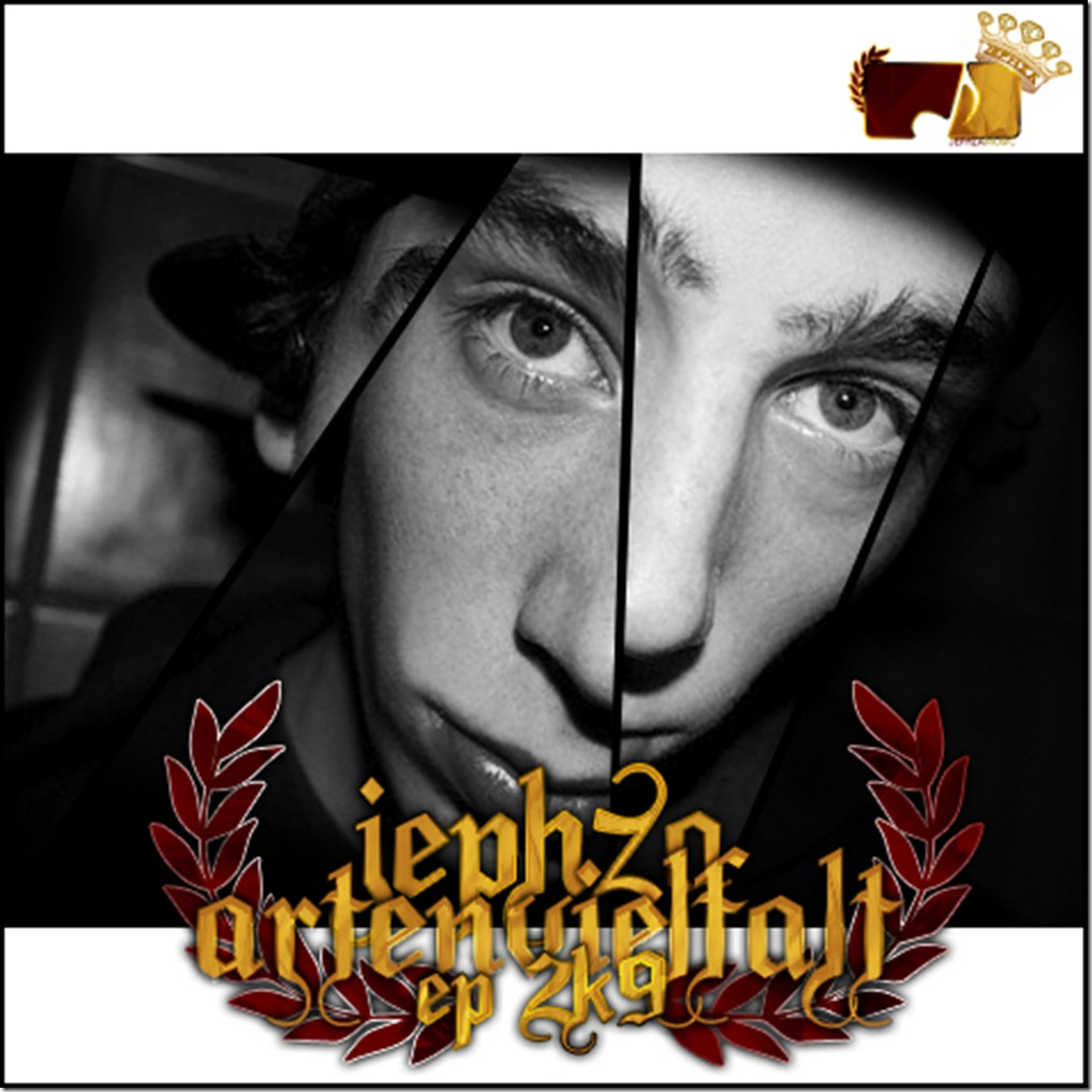 Jephza-Artenvielfalt-EP-Cover