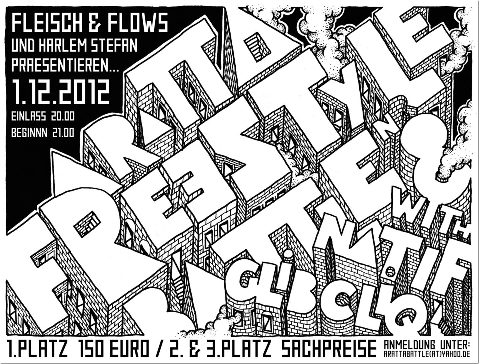 Fleisch-and-Flows-8-Freestyle-Battle-Aratta-Club-Moers