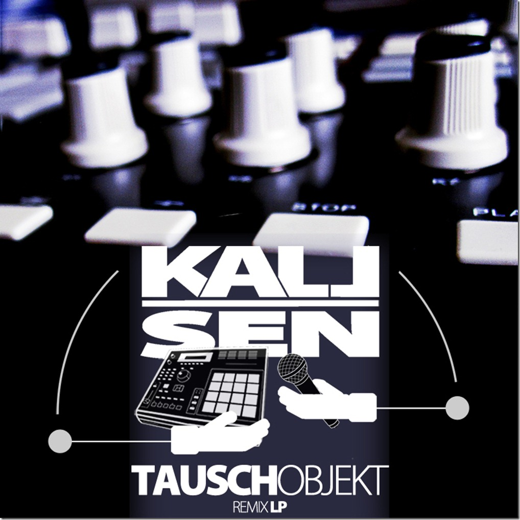 Kallsen-Tauschobjekt-Remix-LP-Frontcover