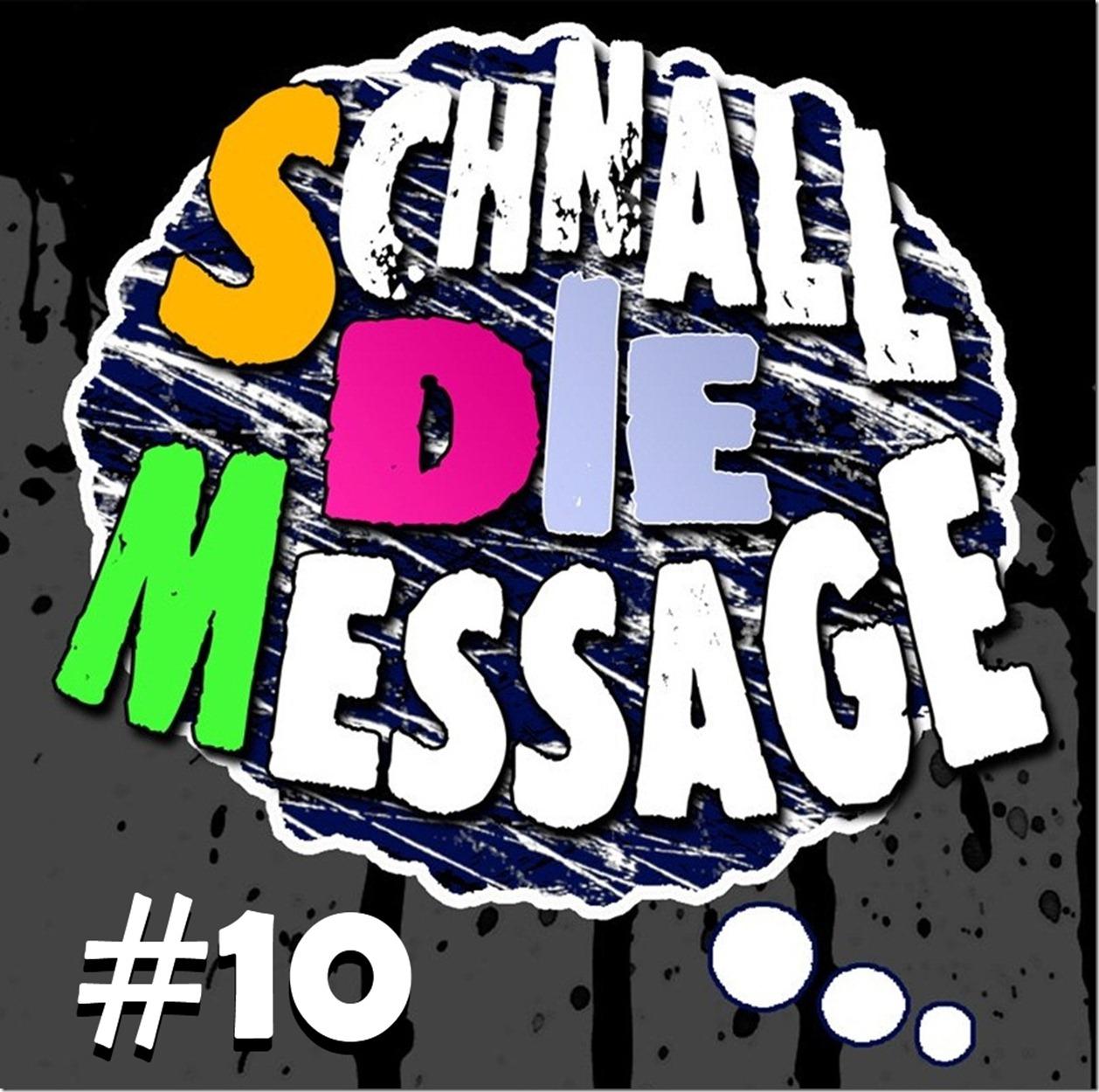schnall-die-message-10-logo