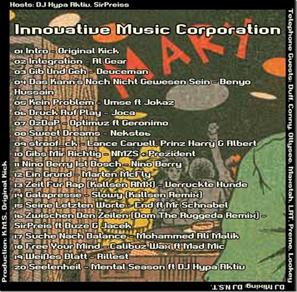 imc-mixshow-10-2012-duff-conny-der-plot-ollysee-maxstah-lat-lookey-tracklist