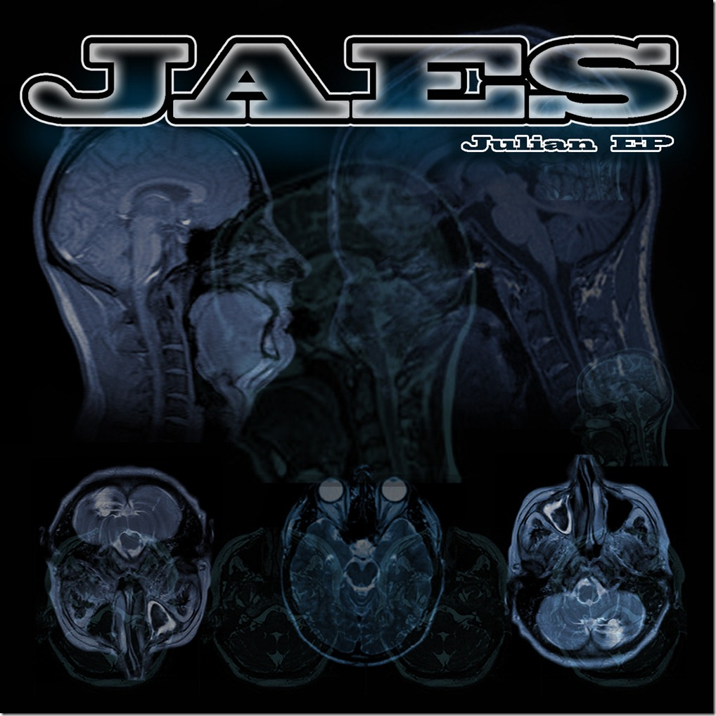 Jaes - Julian EP (Front Cover)