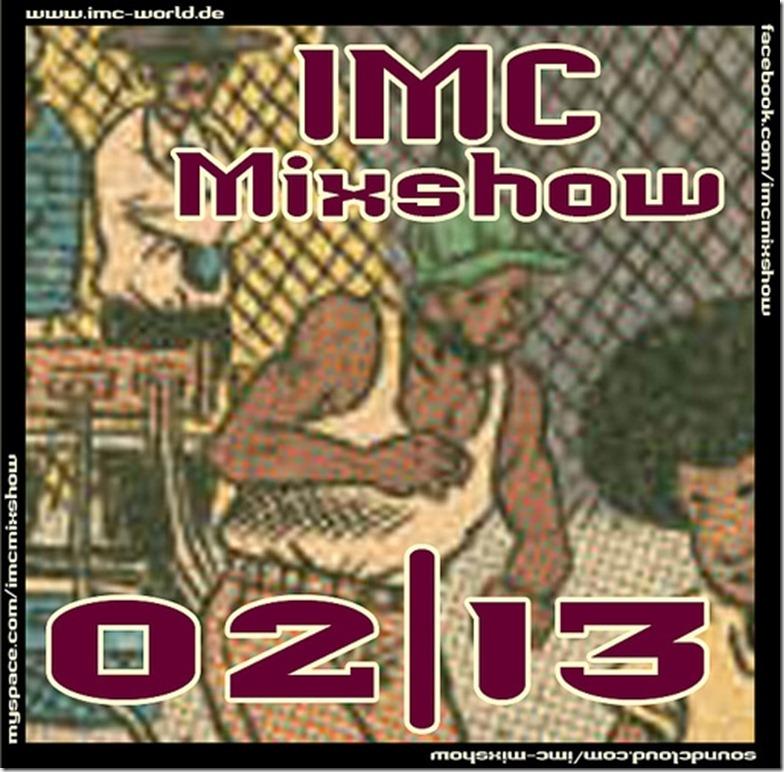 IMC-Radio-Mixshow-02-2013-mit-Ilja-Claas -DJ-suDOKu-cover