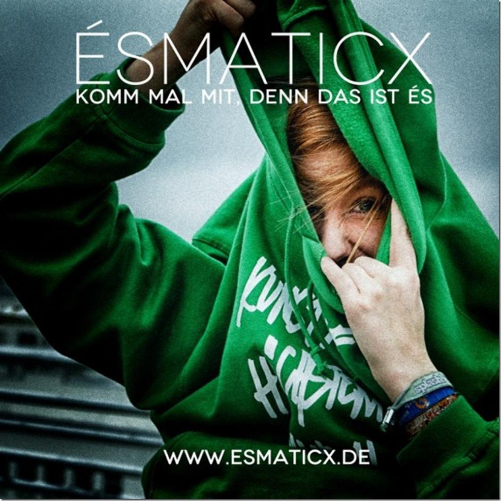 ÉSMaticx Schöne Be-share-ung