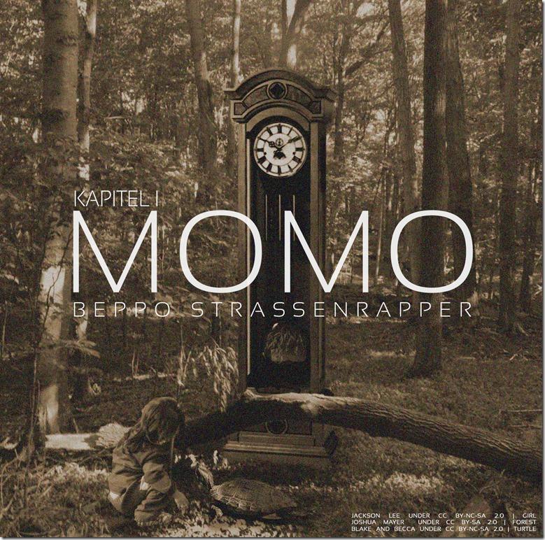 Beppo S. - Kapitel I - Momo (Front Cover)