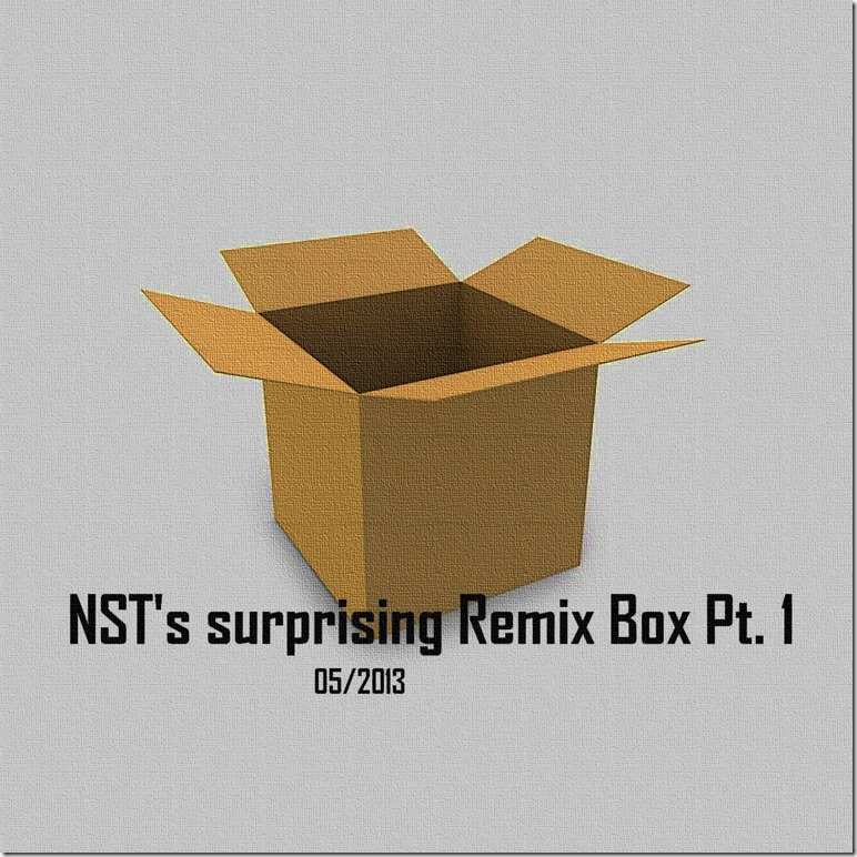 DJ NSTs suprising Remix Box Part 1 (Cover)