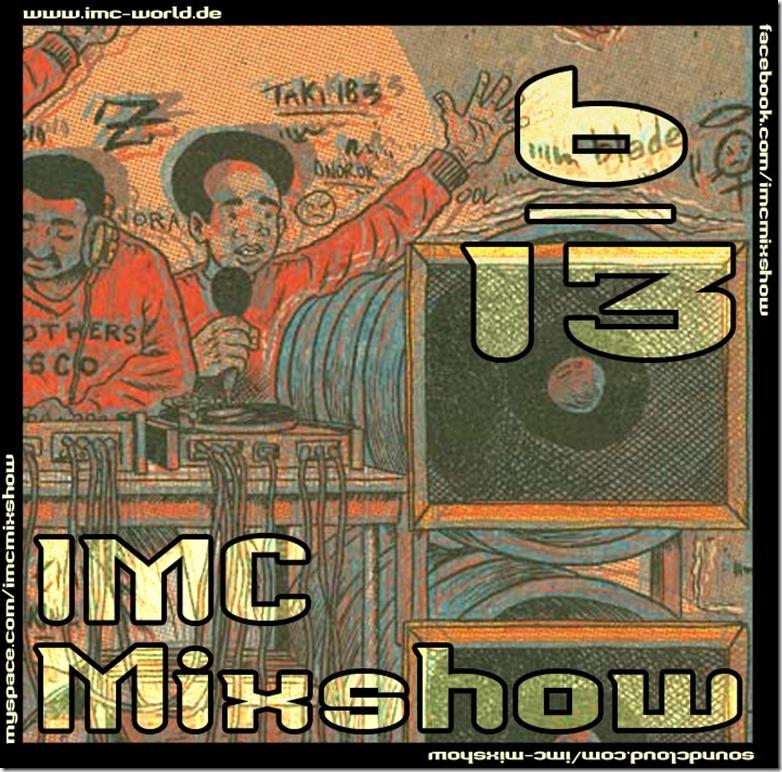IMC Radio Mixshow 06-2013 mit Die Hänger (Cover)