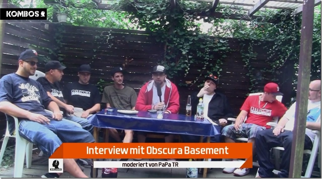 Kombos Magazin Interview # 024 mit Obscura Basement