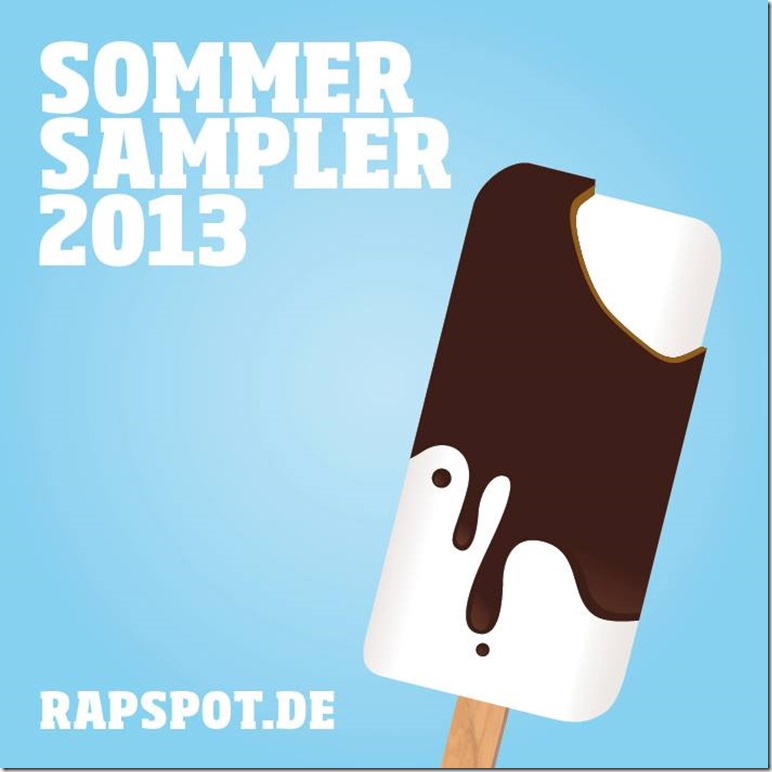 Rap Spot Sampler 2013 (Cover)