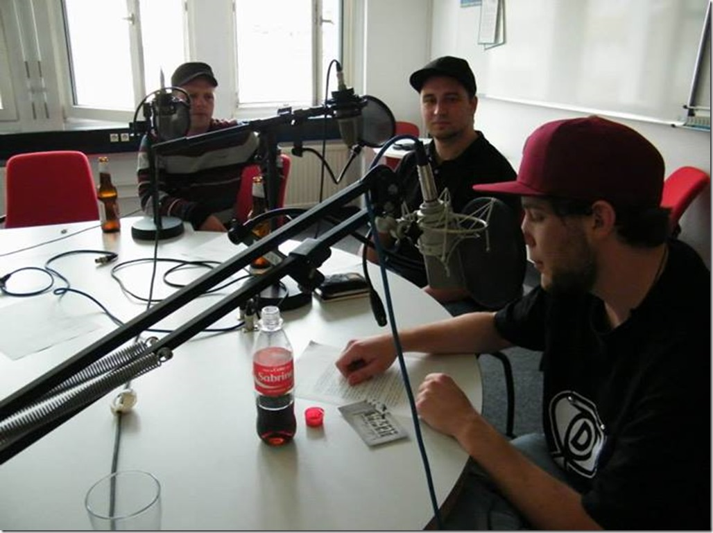 DJ Hypa Aktiv, SirPreiss & Chuck Morris