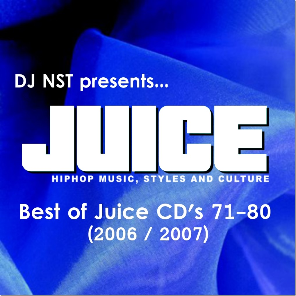 DJ NST - Best of Juice CDs 71-80 (Cover)