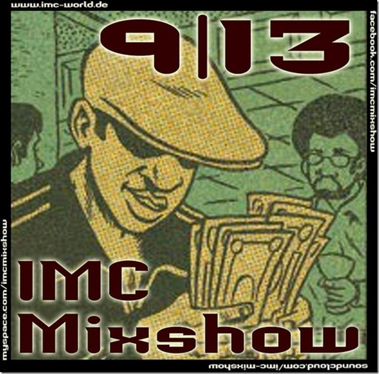 IMC Radio Mixshow 09-2013 mit Chuck Morris (Cover)