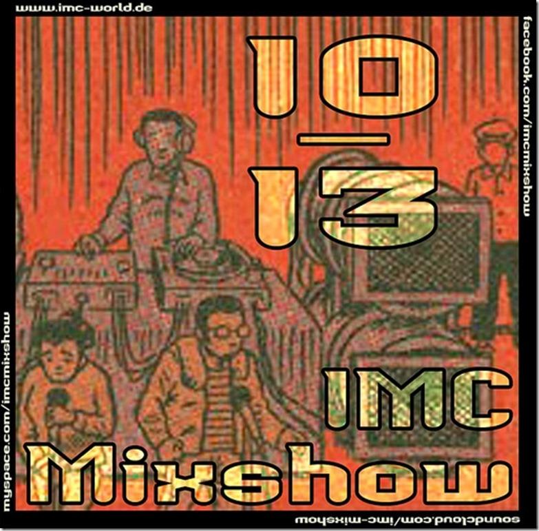 IMC Radio Mixshow 10-2013 mit Phil von Daily Rap (Cover)