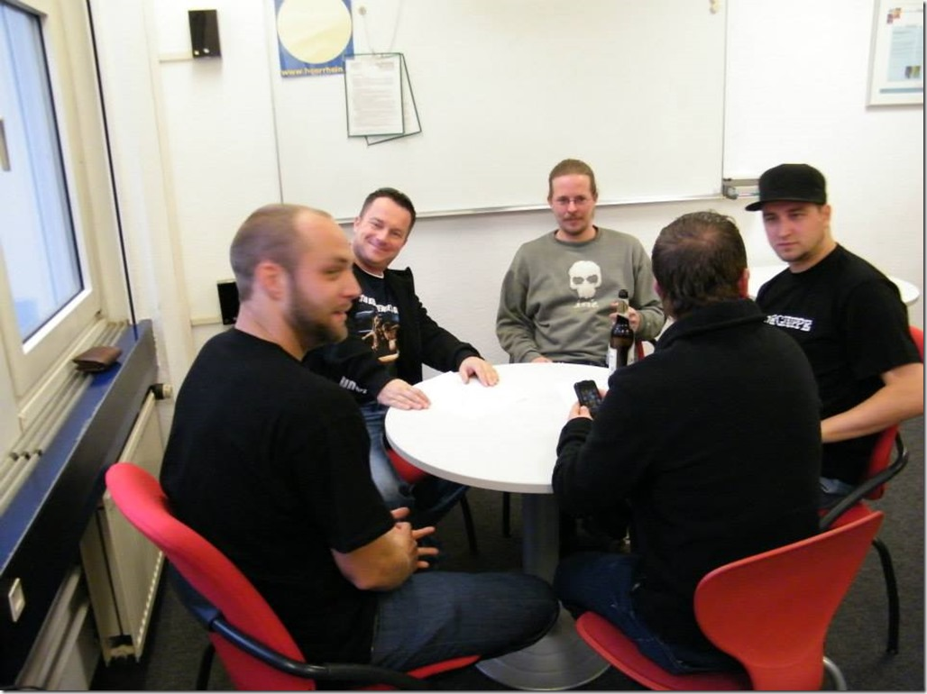 Phil, Chewie, Kilo Meta, DJ Hypa Aktiv & SirPreiss