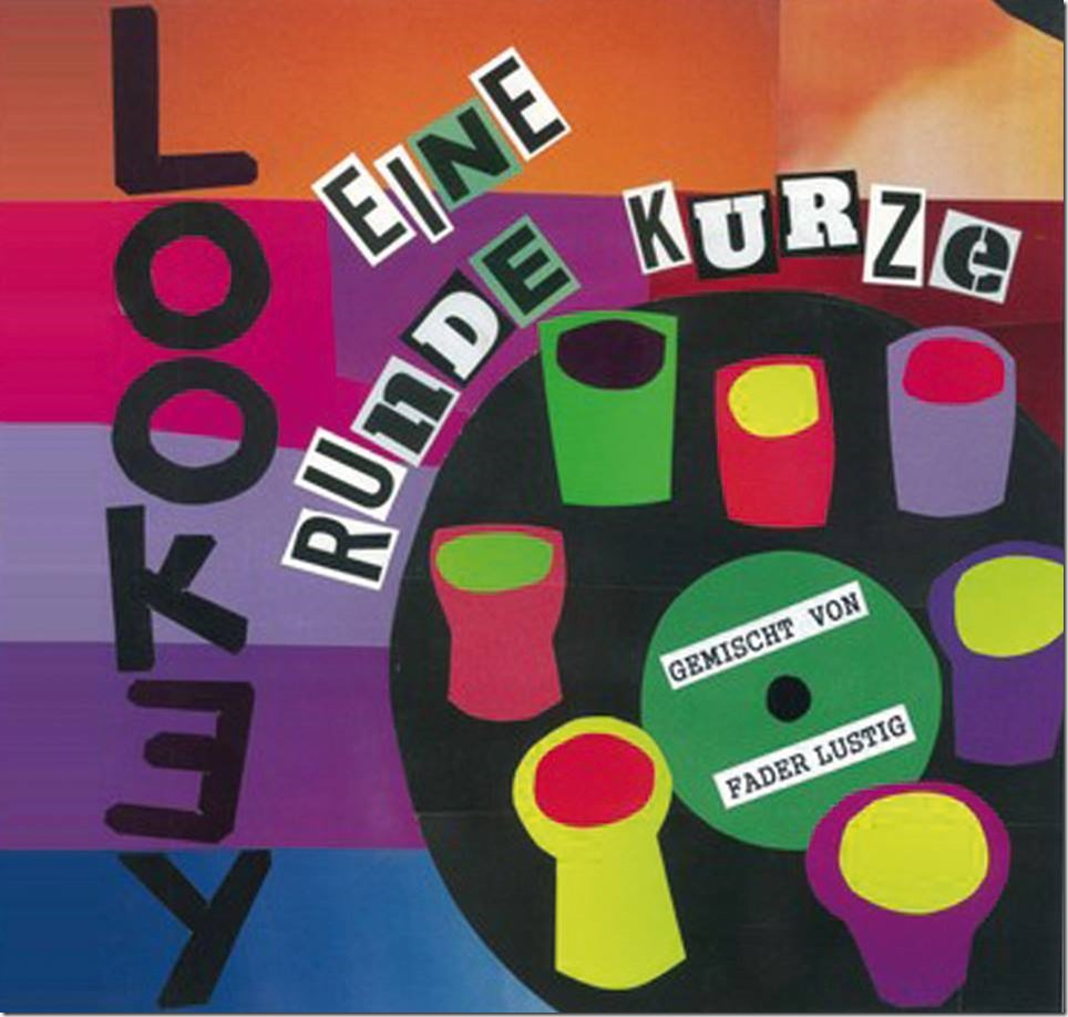 Lookey - Eine Runde Kurze (Cover)
