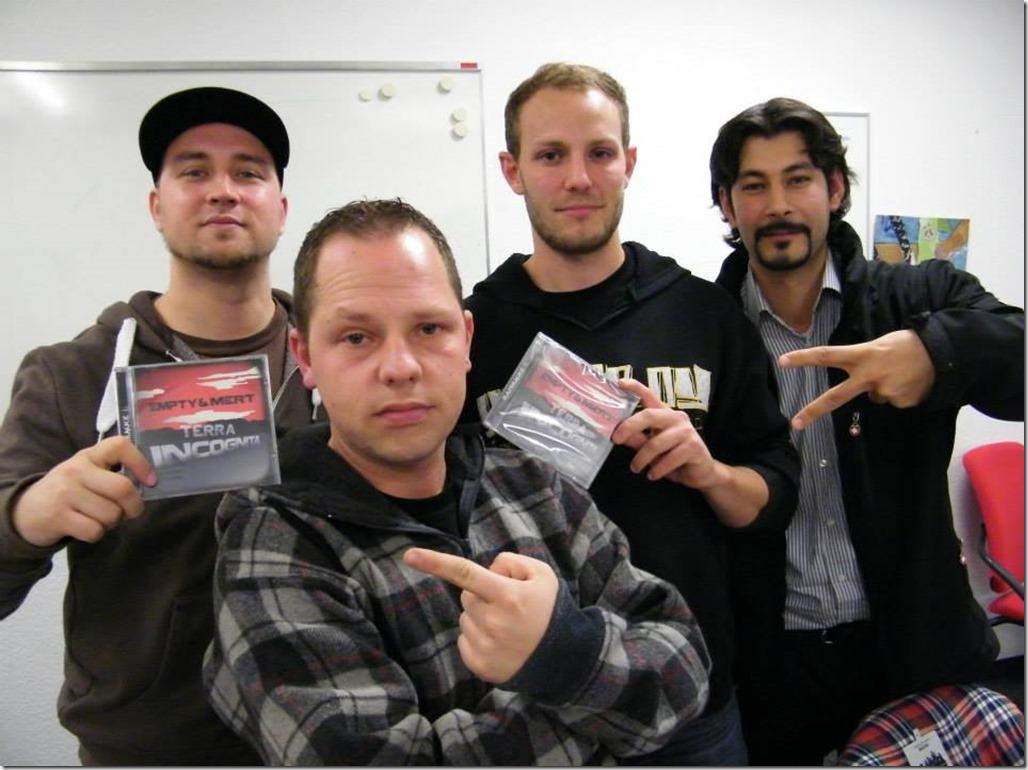 SirPreiss, DJ Hypa Aktiv, Empty & Mert