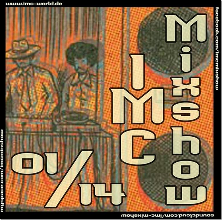 IMC Radio Mixshow 01-2014 mit Michelmann (Cover)