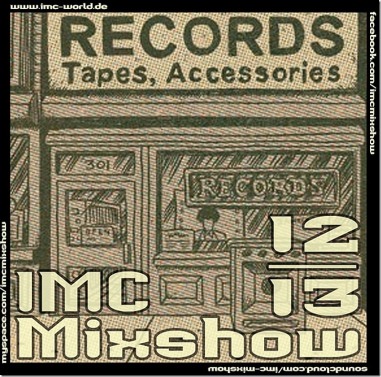 IMC Radio Mixshow 12-2013 mit Fourgruppe (Cover)