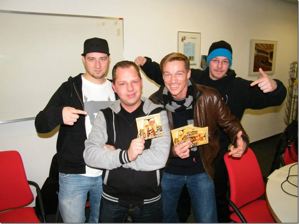 SirPreiss, DJ Hypa Aktiv, Michelmann & Kilo Meta @ IMC