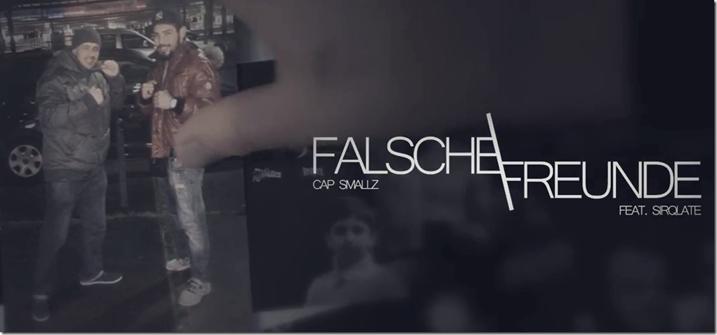Cap Smallz feat. SirQLate - Falsche Freunde (Video)