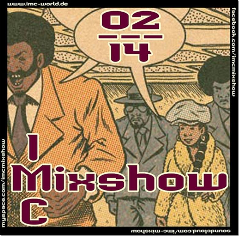 IMC Radio Mixshow 02-2014 mit 4D-Waves & Sönke Schramm (Cover)