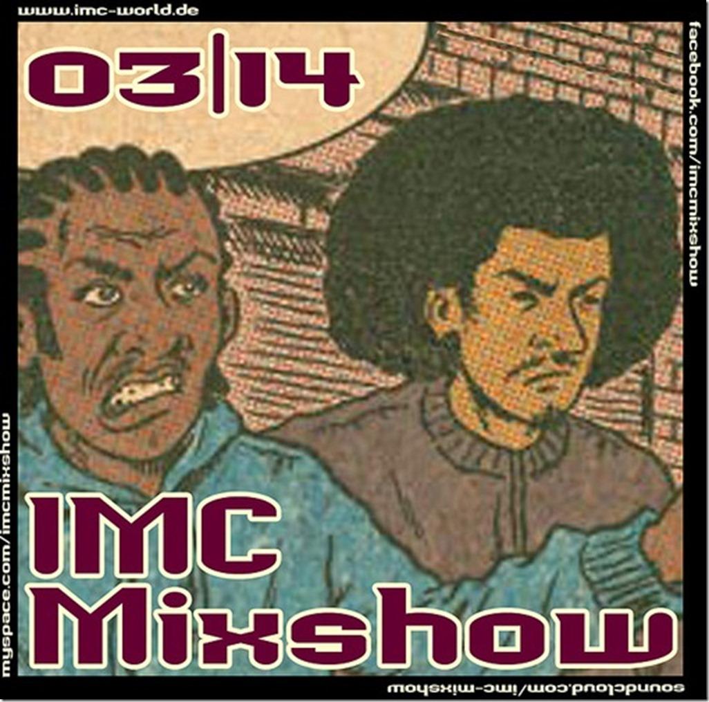 IMC Radio Mixshow 03-2014 mit Pottpoeten (Cover)
