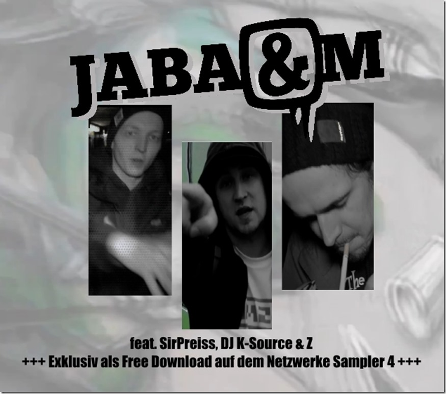 Jaba&M feat. SirPreiss, DJ K-Source & Z - Vollgas (Video Flyer)