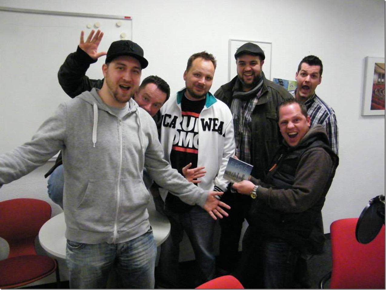 SirPreiss, Chewie, DJ Hypa Aktiv & Pottpoeten @ IMC