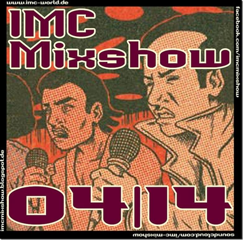 IMC Radio Mixshow 04-2014 mit Jaba&M (Cover)